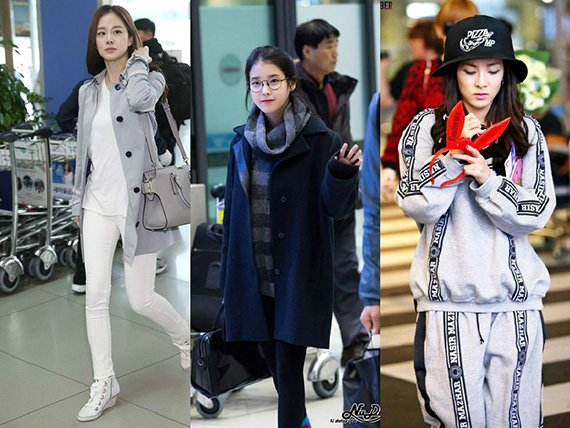 Азиатский тренд — «аэропортная мода»