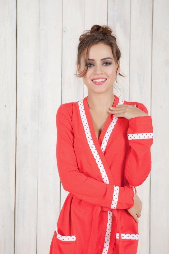 Халаты велюровые оптом – стильная одежда для дома от Nic Club