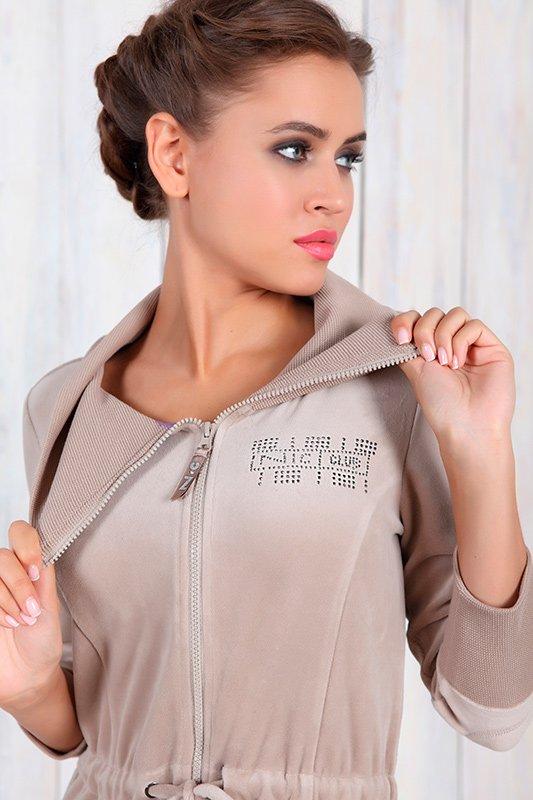 Модные женские халаты Nic Club оптом